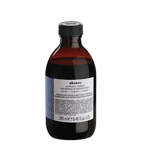 450 - ALCHEMIC SHAMPOO SILVER/ARGENT (280ml)