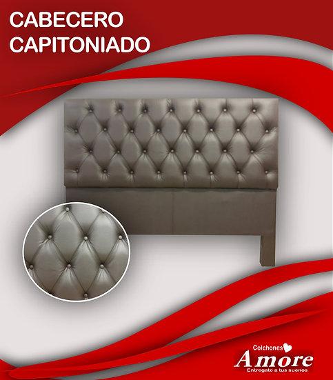 Cabecero Capitoneado