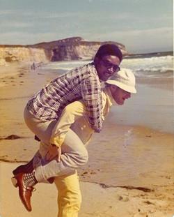 On The Beach, 1974