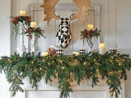 Holiday Decorating-Inspirations from Nature