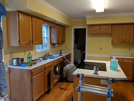Finding joy in the remodel