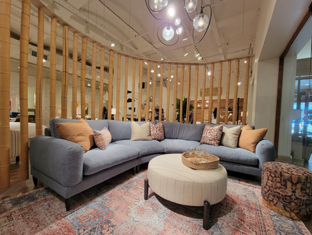 Furniture Market 2021- It's all about the curves