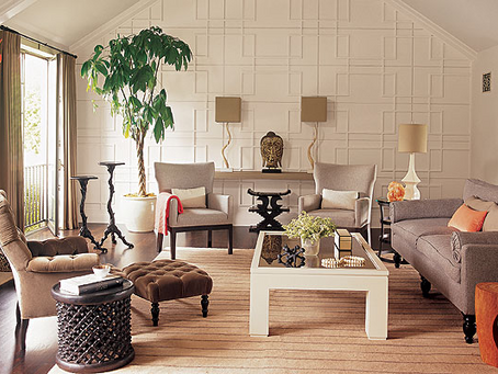 Bringing the ZEN feel into your home