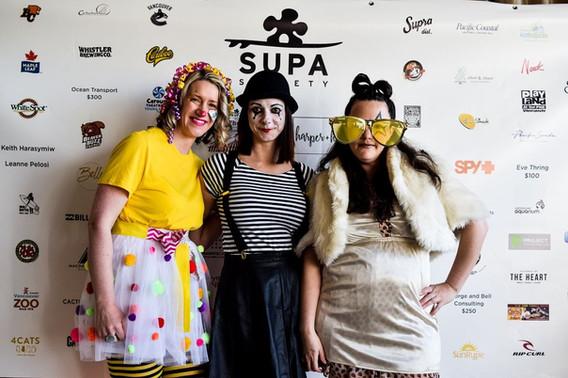 SUPA Society Annual Fundraiser