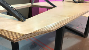 05 Getting Ahead of Myself: Building the Studio Desk