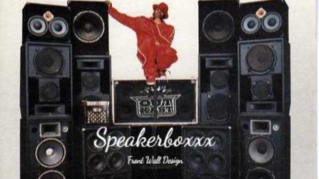12 Speakerboxxx: Front Wall Design