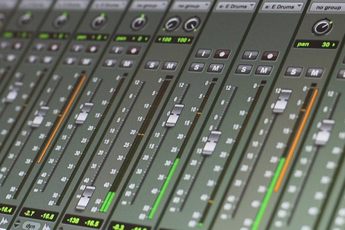 Stereo Mixing