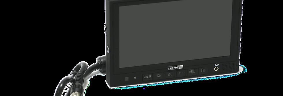 7 inch quad screen stand alone monitor
