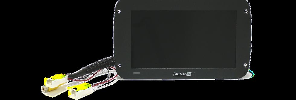 7 inch dash mount reversing monitor
