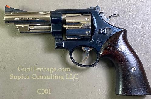 "Rare ""Pinto"" S&W Pre-Model 24, from Garbrecht collection."