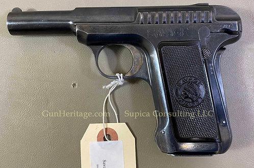 Savage Model 1915 pistol, .32 ACP, in box.