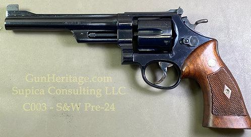 S&W Pre-Model 24