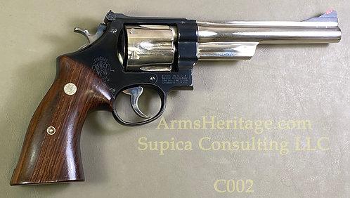 "Rare ""Pinto"" S&W Pre-Model 24"