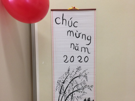 FÊTE DU TÊT 2020
