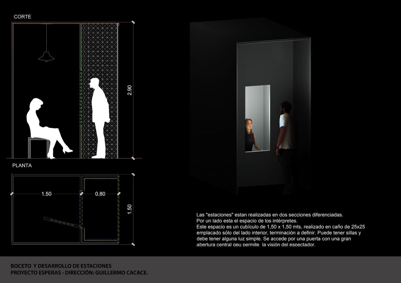 Proyecto Espera de Guillermo Cacace