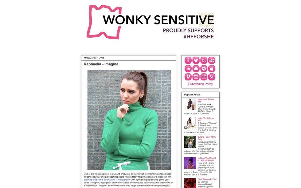 Wonkey Sensitive review IMAGINE