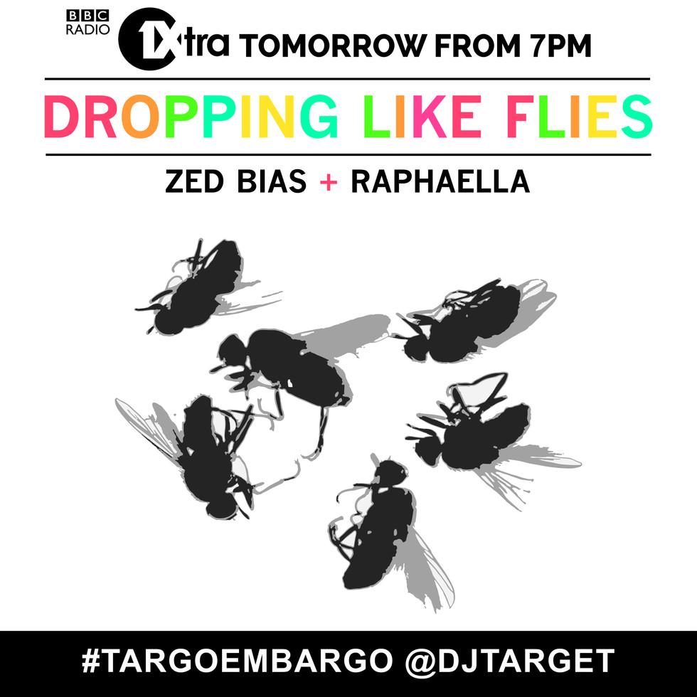 1Xtra's DJ Target to Premiere 'Dropping Like Flies' Targo Embargo tomorrow night