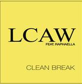 Over 245,000 Spotify plays LCAW Feat. Raphaella 'Clean Break'