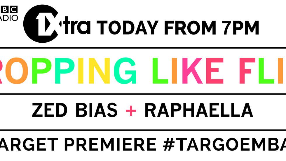 1XTRA - TARGO EMBARGO - TONIGHT
