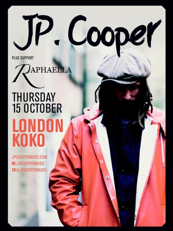 JP COOPER + RAPHAELLA 15.10.15