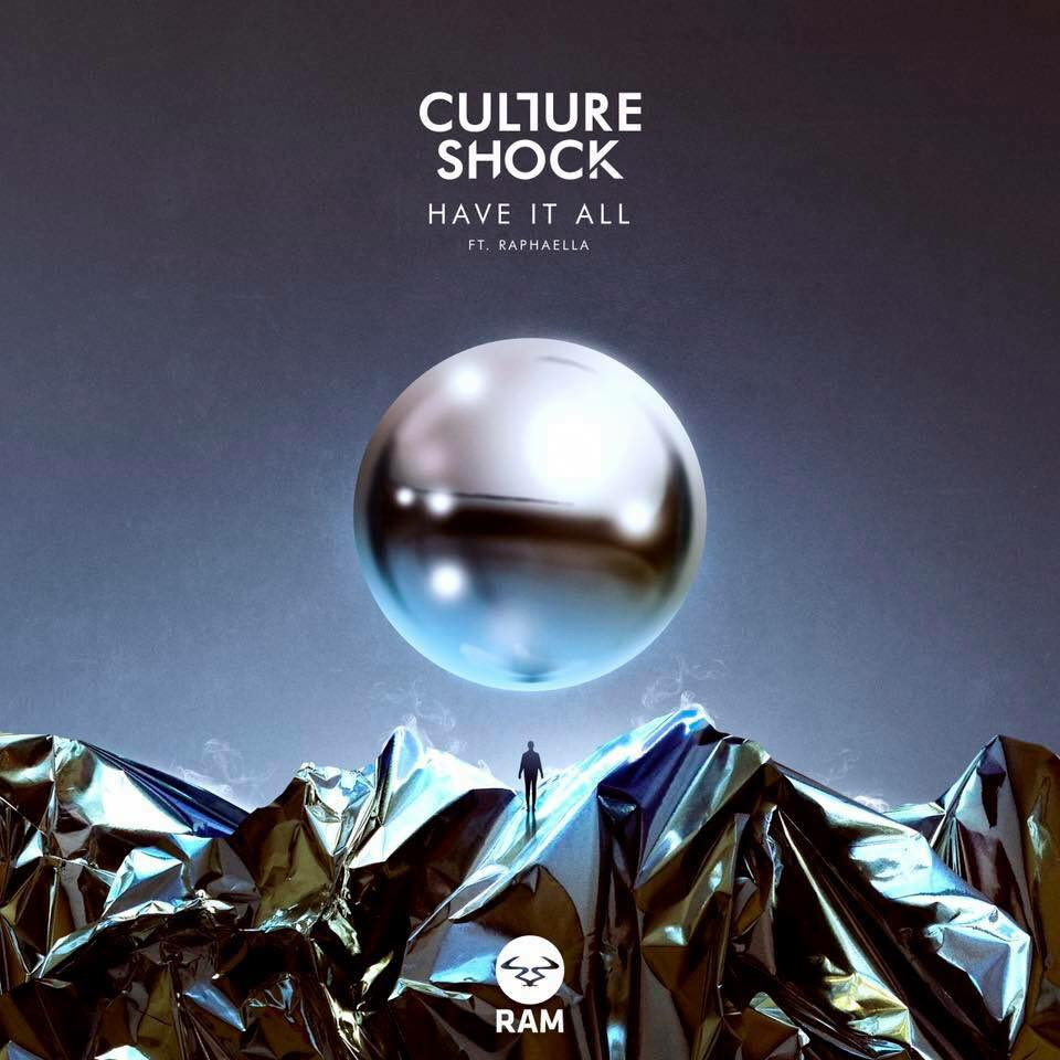 Culture Shock Feat. Raphaella 'Have It All' Out Now