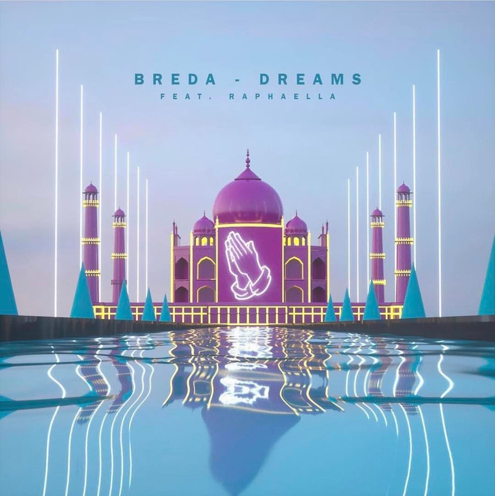 BREDA Feat. RAPHAELLA 'DREAMS' OUT NOW on Elysian Records