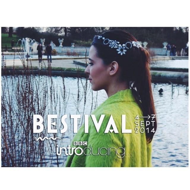 Raphaella - Bestival - BBC Introducing - 7th Sept - 2.25pm