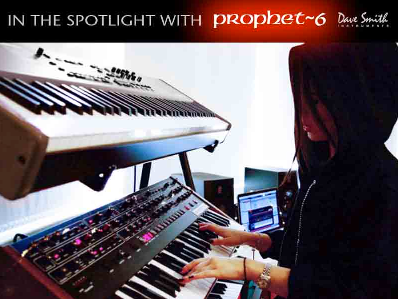 In The Spotlight With Prophet 6