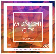 Midnight City Feat. Raphaella