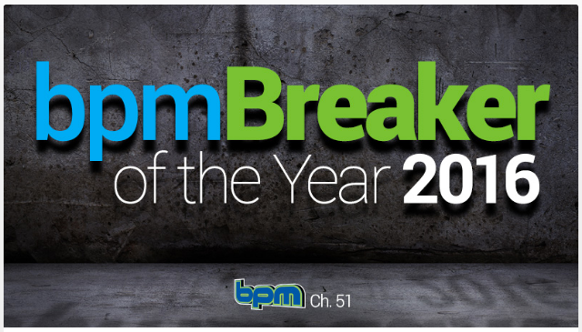 BPM Breaker Of The Year Vote for 'Walking With Lions' Codeko X Raphaella