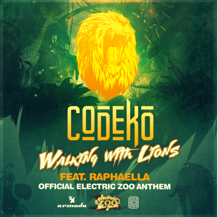Your EDM 'Walking With Lions'