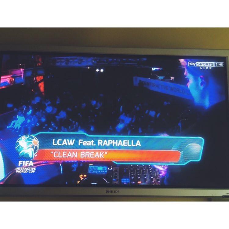 FIFA Interactive World Cup Synch LCAW Feat. RAPHAELLA 'Clean Break'