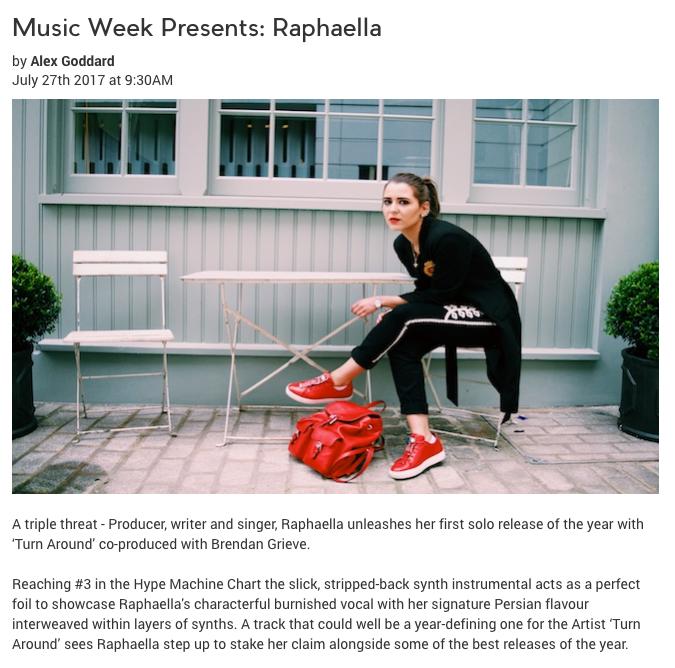 MUSIC WEEK Presents