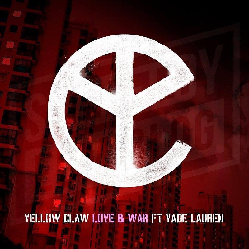 Raphaella co-writes Yellow Claws latest Single 'Love & War'