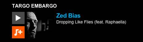 1Xtra Target's TARGO EMBARGO World exclusive 1st play 'Dropping Like Flies'