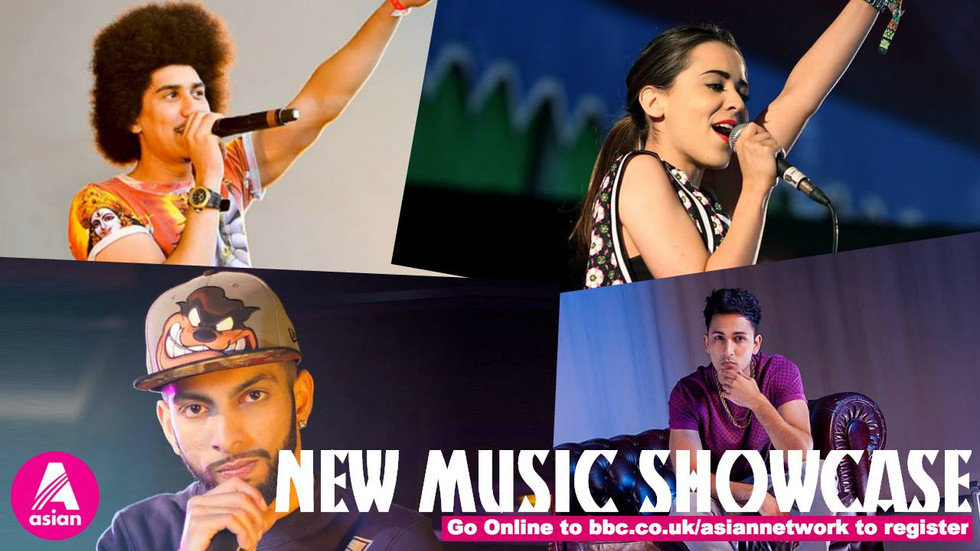 New Music Showcase at BBC Maida Vale 29th April - Register now for tickets