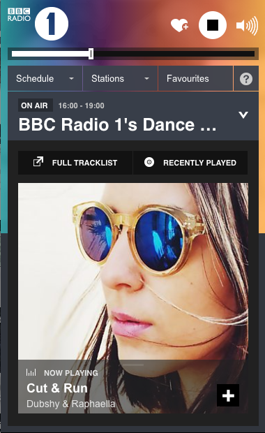 Danny Howard Radio 1 Dance Anthems World Premiere: Dubshy + Raphaella Cut & Run
