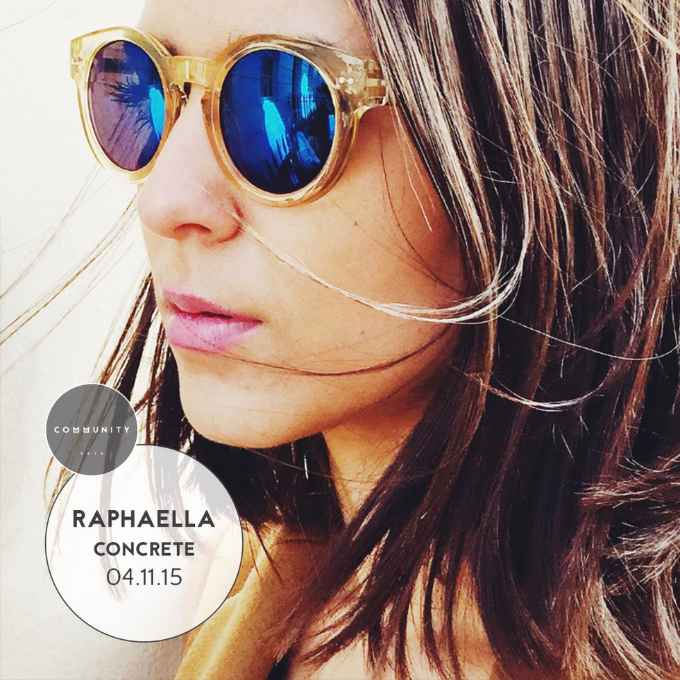 Community Festival - BBC Introducing Alex Vargas - RAPHAELLA - MakeLove