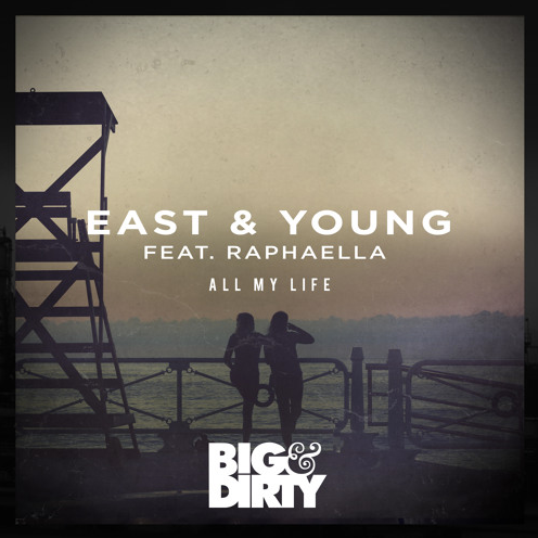 SLAM Premiere: East and Young 'All My Life' Feat. RAPHAELLA Release date 6th Nov