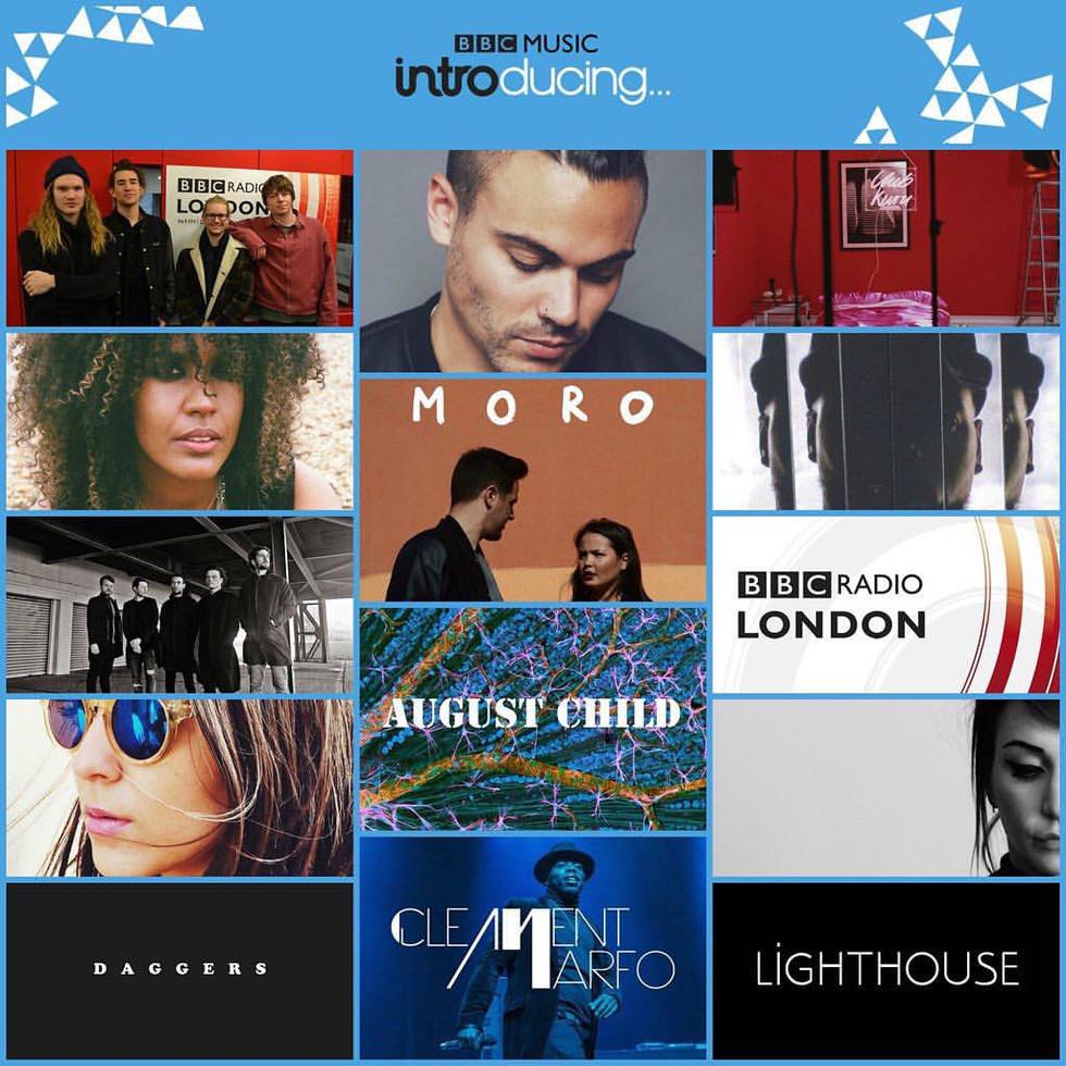 BBC Introducing London 'In The Rain'