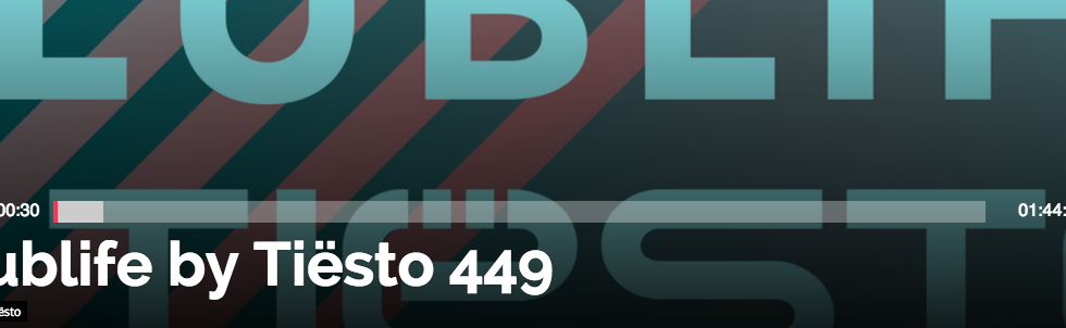 Club Life by Tiesto Episode 449 Track 04 All My Life