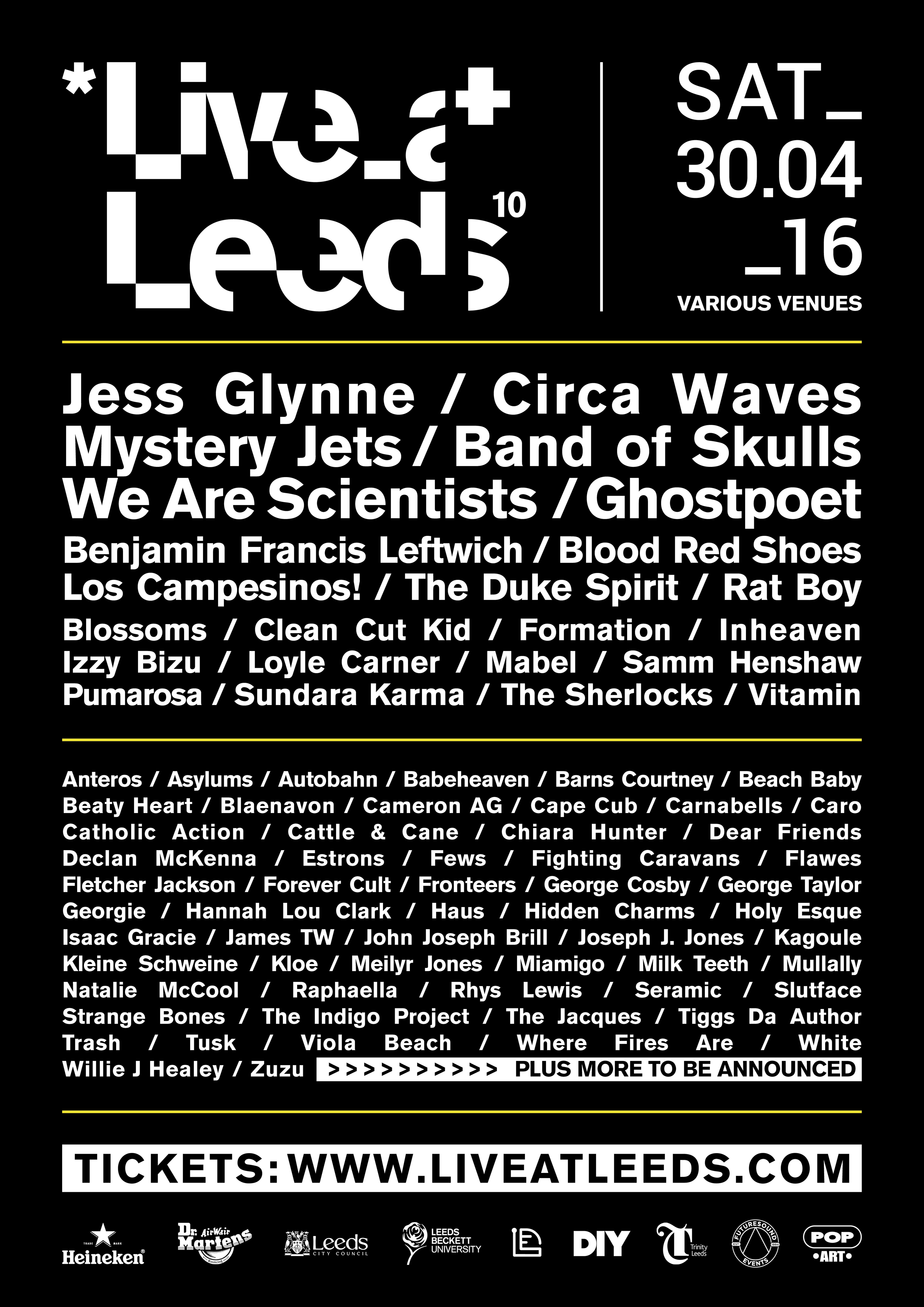 Raphaella - Live At Leeds 2016