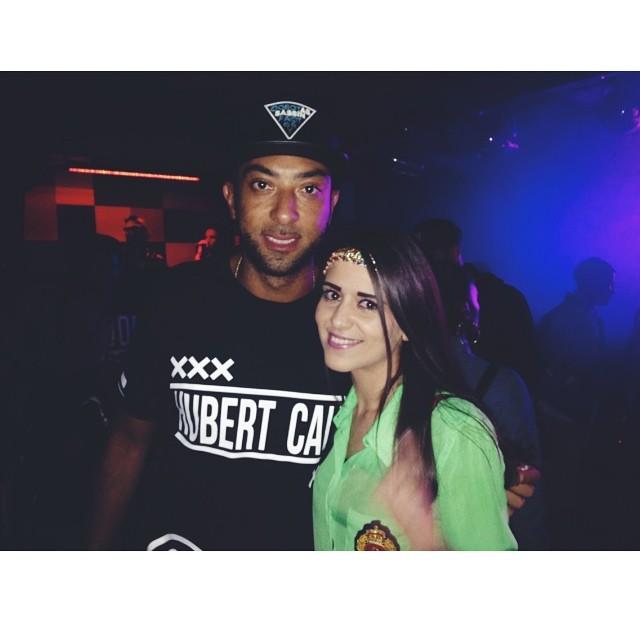 With DJ Target