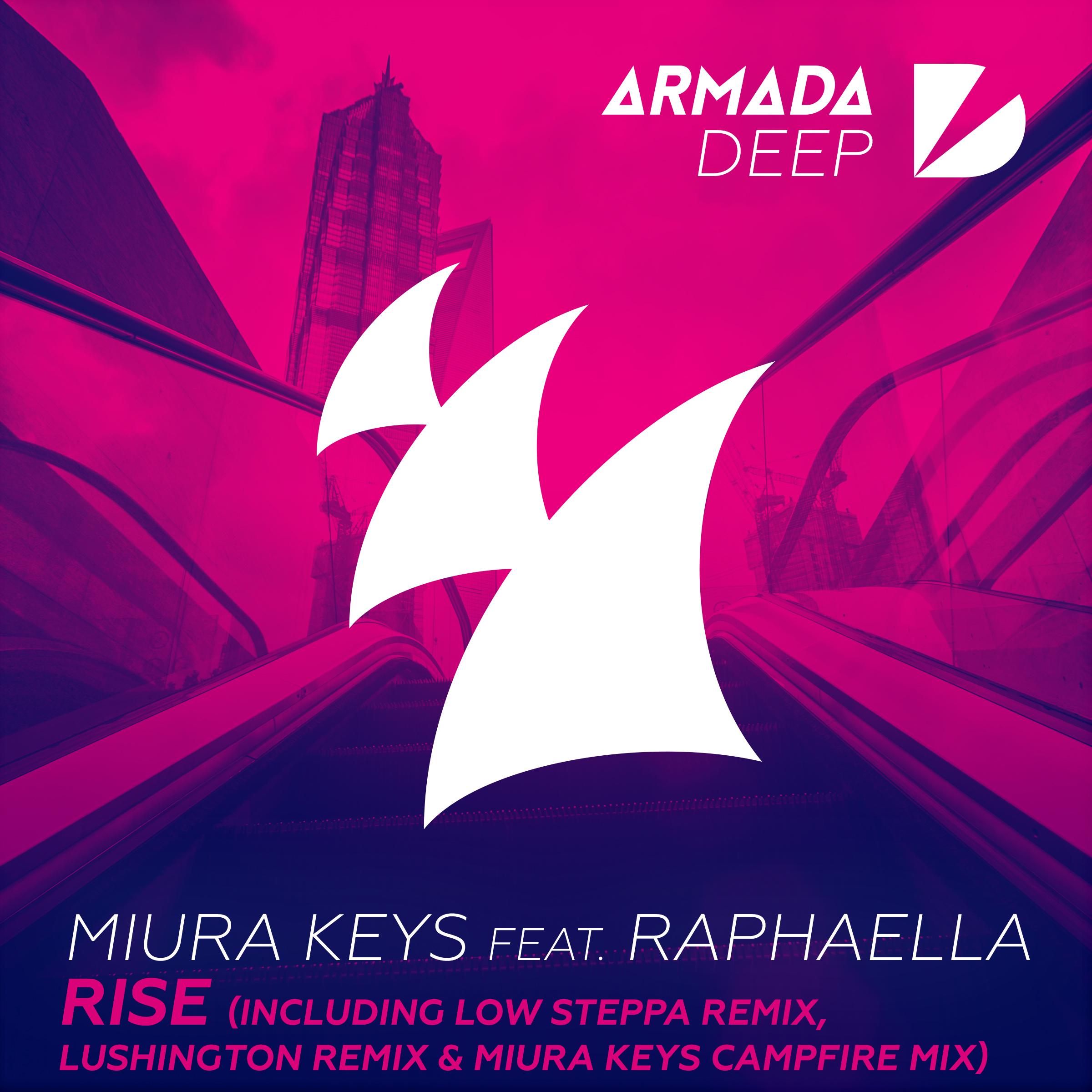 Miura Keys remixes