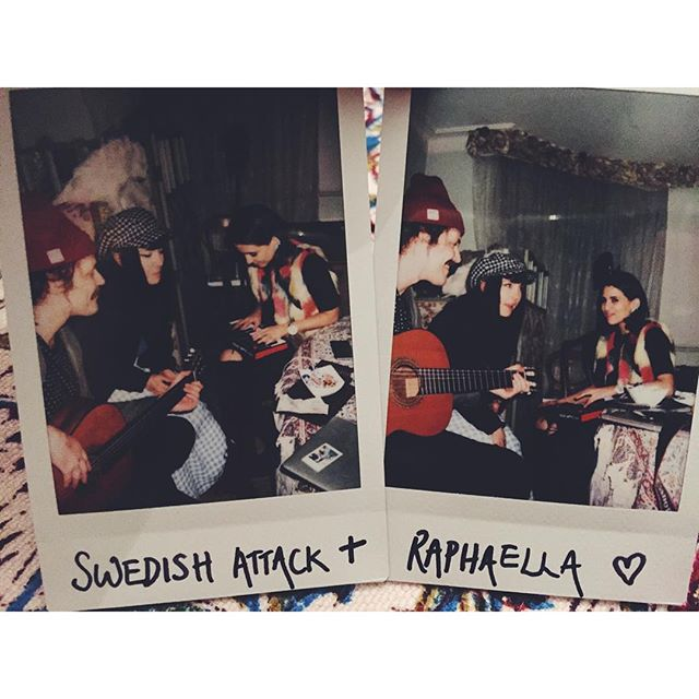 Raphaella + Swedish Attack