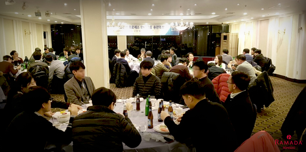 2017.12 (램브란트홀) ENG그룹 송년의밤