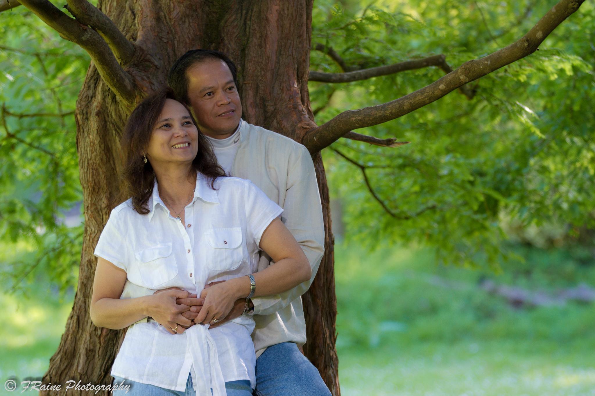 Arnold & Vivian