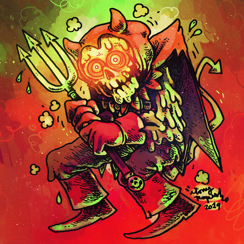 Skeledevil (Character: CraigGleason)
