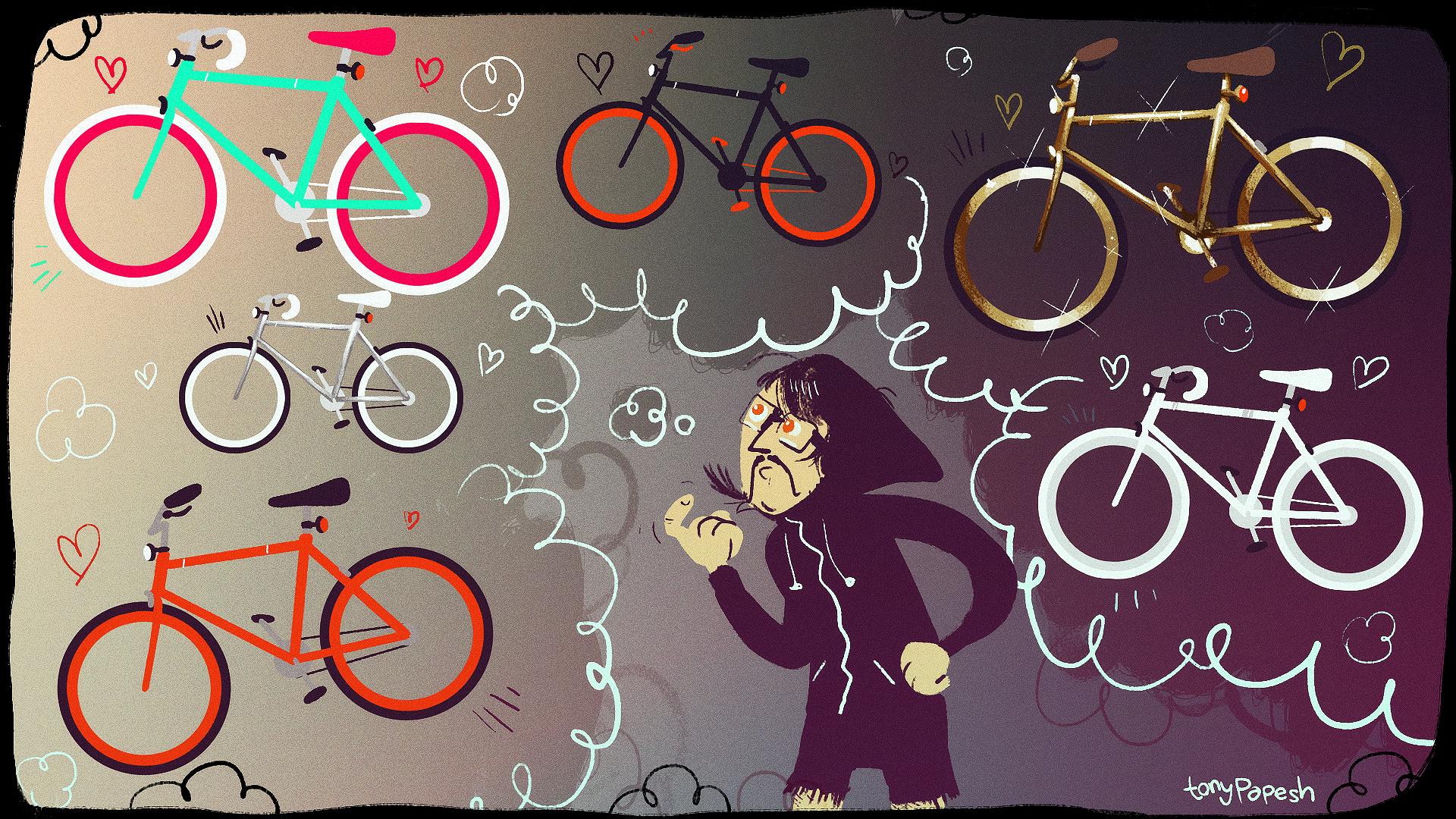 Thinking of bikes