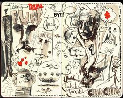 Red Sketchbook page 01